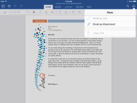 iPad-word