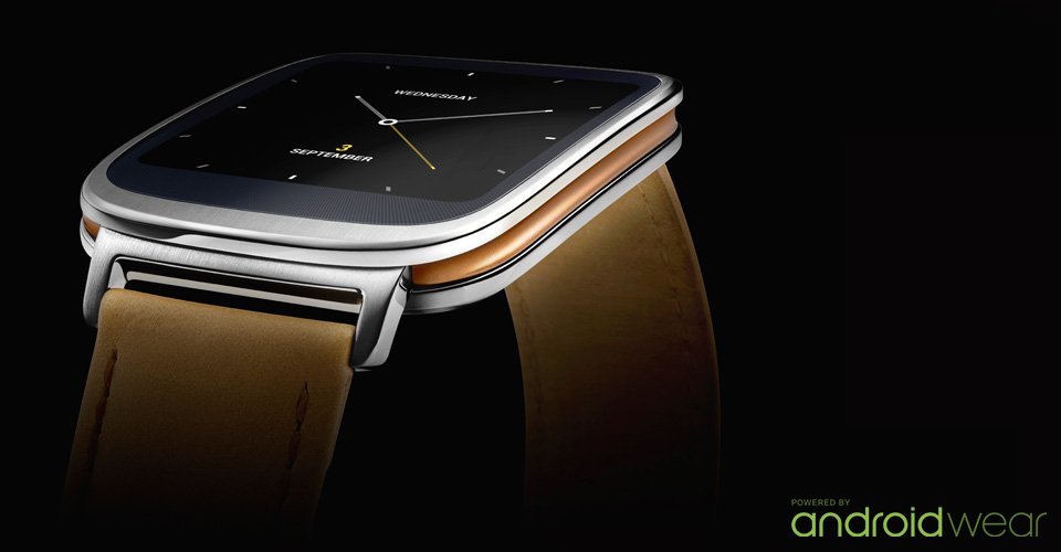 Asus To Begin Selling Android Wear-Powered ZenWatch In The U.S. Nov.9