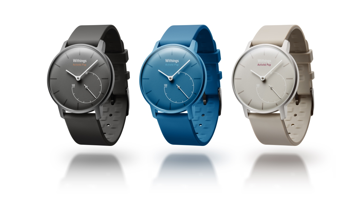 The Withings Activité Pop Is Probably The Best Overall Activity Tracker Yet