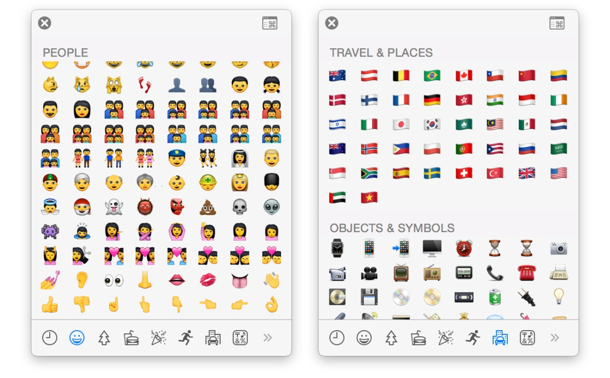 Apple's Latest Betas Bring More Diversity To Emoji