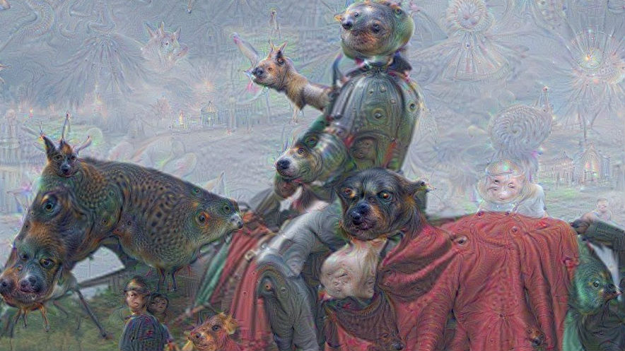 "The ""dreams"" of Google's AI are equal parts amazing and disturbing"