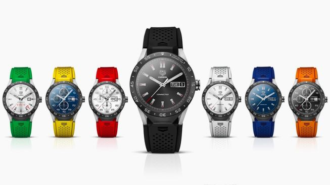 Tag Heuer - Connected Smartwatch
